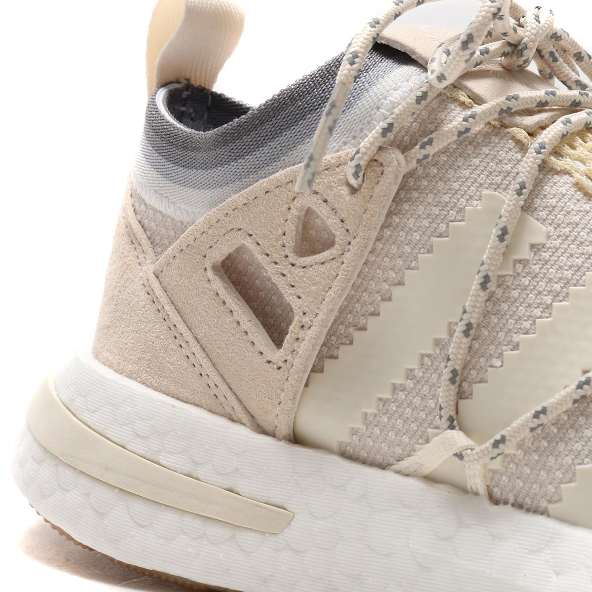 quality design b279f 6e79c adidas Originals ARKYN W (Adidas originals Arkin W) Chalk WhiteWhiteGum  18SS-S