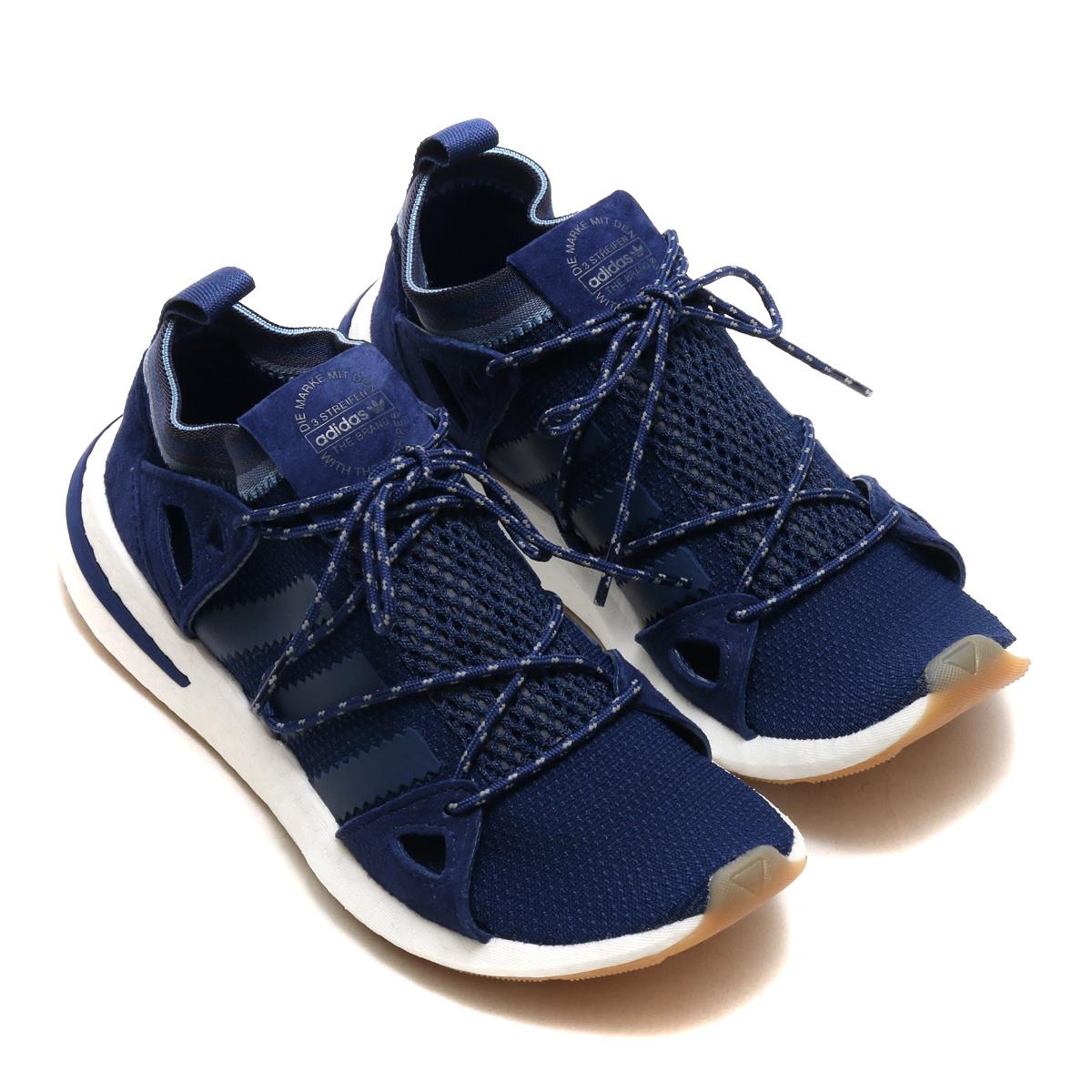 adidas Originals ARKYN W (アディダス オリジナルス アーキン W) Dark Blue/White/Gum【レディース スニーカー】18SS-S