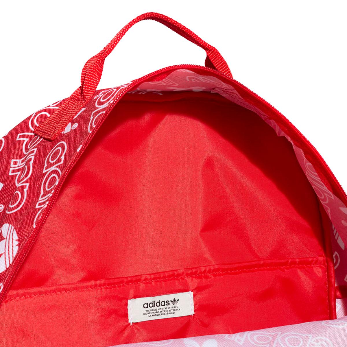 ee3fa6166688 Red Adidas Originals Backpack- Fenix Toulouse Handball