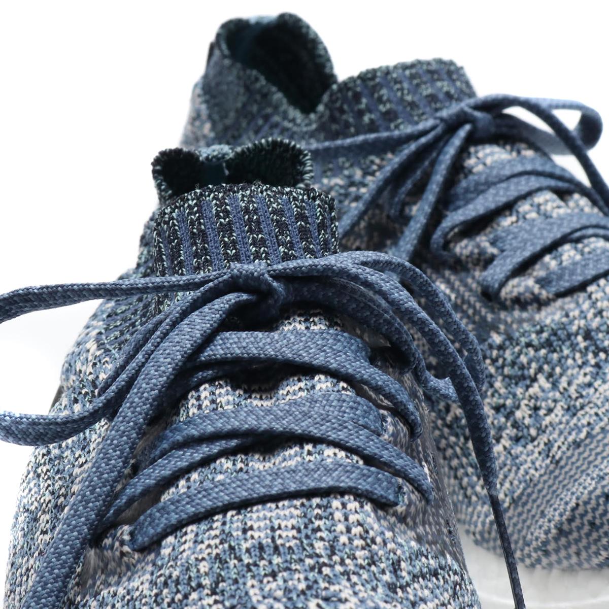 0d16c37a63cbe adidas UltraBOOST Uncaged Parley (アディダスウルトラブーストアンケージドパーレー) RAW GREY CHALK  PEARL BLUE SPIRIT 18FW-I