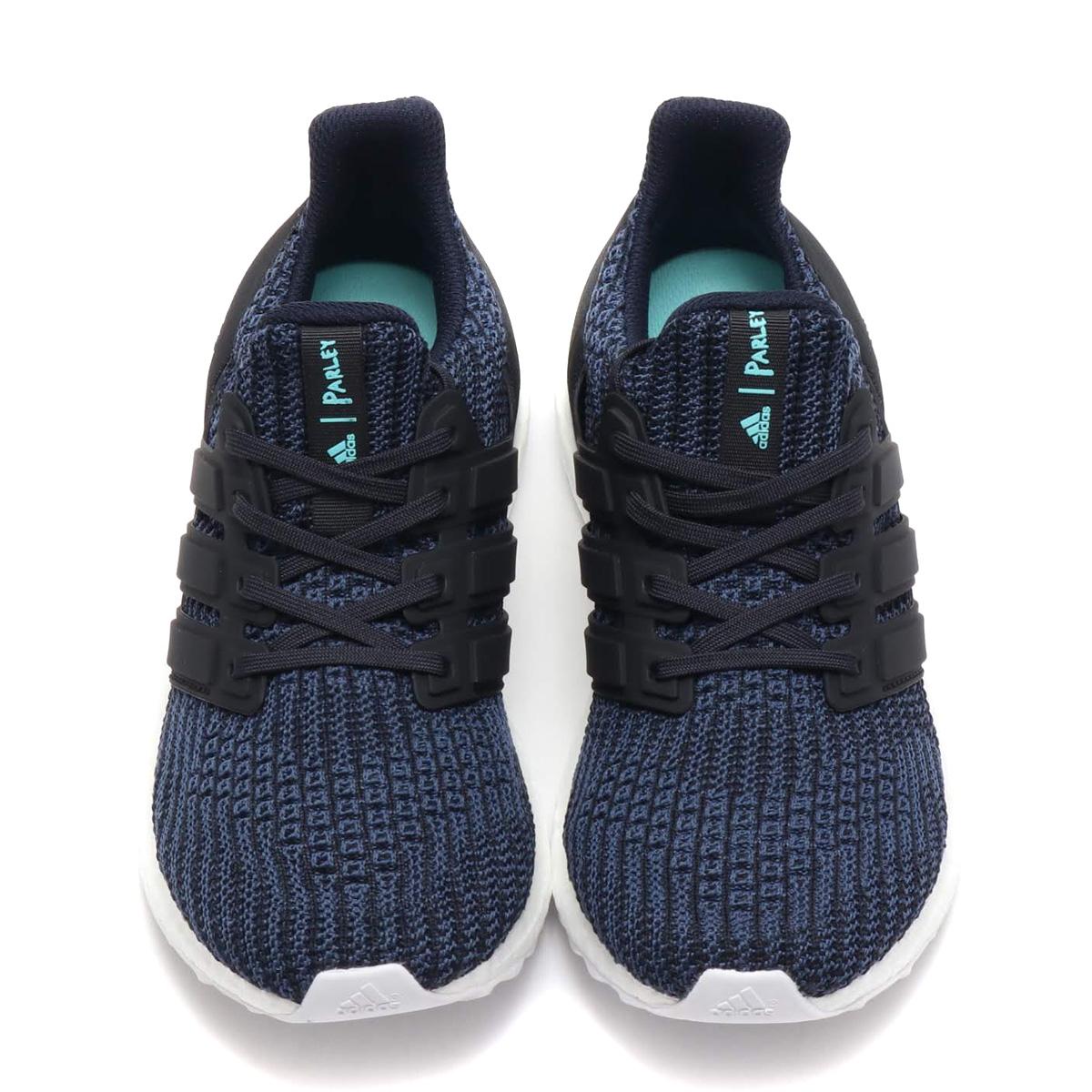 48b5f3903ef4b adidas UltraBOOST w Parley (Adidas ultra boost w パーレー) TECH INK   CARBON   BLUE  SPIRIT 18FW-I