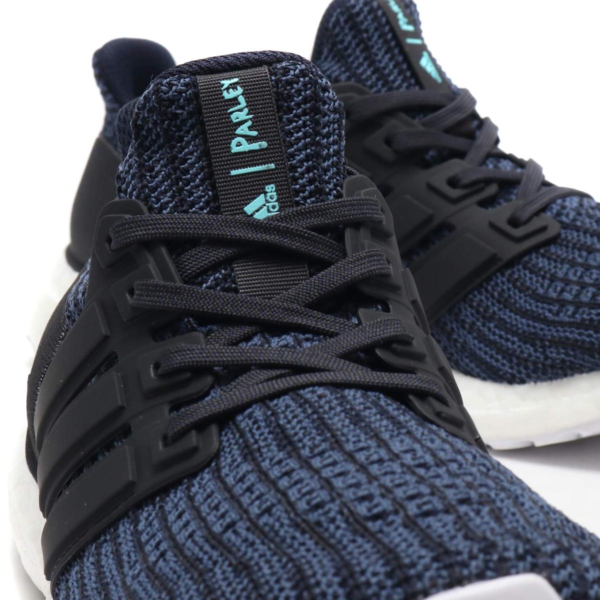 65db3bf5c adidas UltraBOOST w Parley (Adidas ultra boost w パーレー) TECH INK   CARBON    BLUE SPIRIT 18FW-I