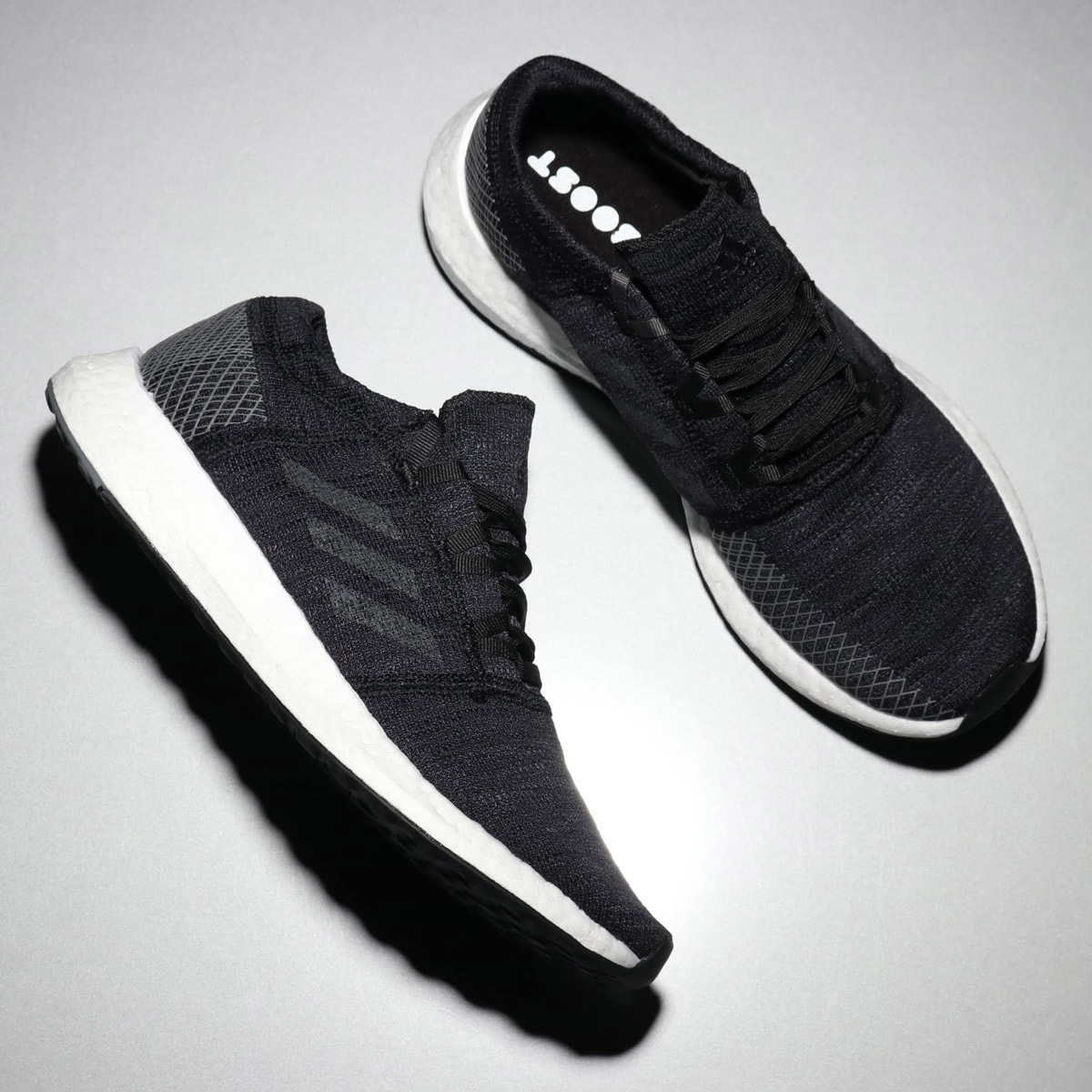 buy online 21447 66f99 ☆Super SALE period-limited point 10 times! It is ☆ adidas PureBOOST GO ...