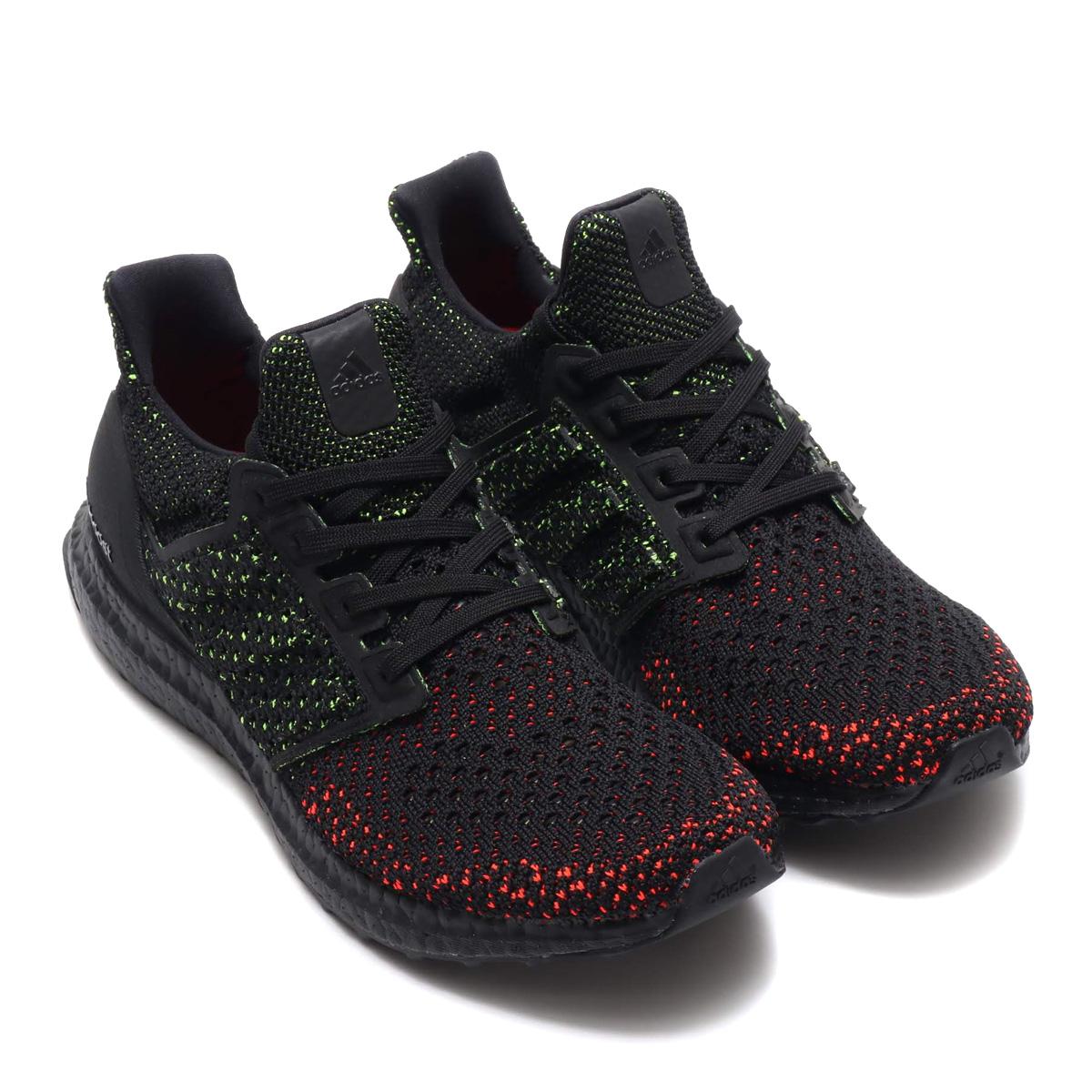 70acee01b65 adidas UltraBOOST CLIMA (アディダスウルトラブーストクライマ) core black   core black   solar  red 18FW-I