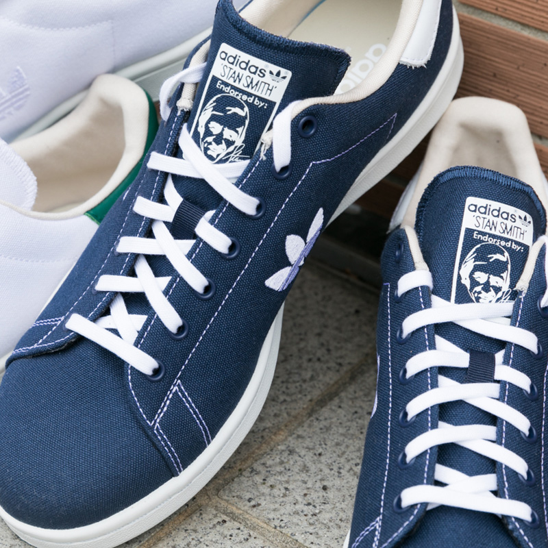 adidas Originals Stan Smith(アディダス スタンスミス)College Navy/Running White/Clear Brown【メンズ レディース スニーカー】18FW-I