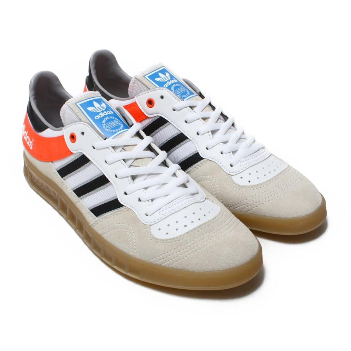 cc9a50f1b72f31 adidas Handball Top (the Adidas handball top) chalk white   core black    solar red 18FW-I