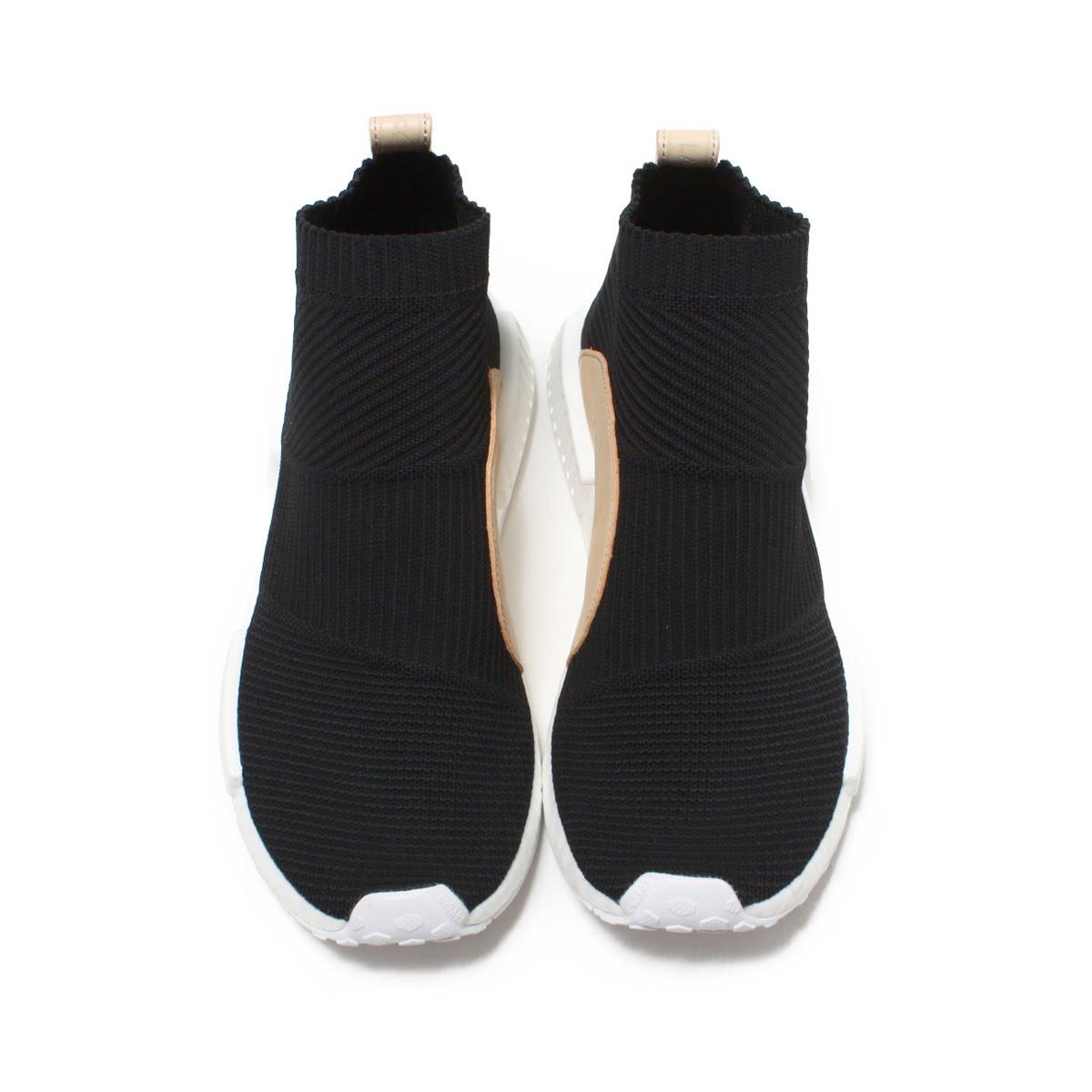f8f344182 adidas Originals NMD CS1 PK (Adidas originals N M D CS1 PK) CORE BLUE CORE  BLACK RUNNING WHITE 18FW-I