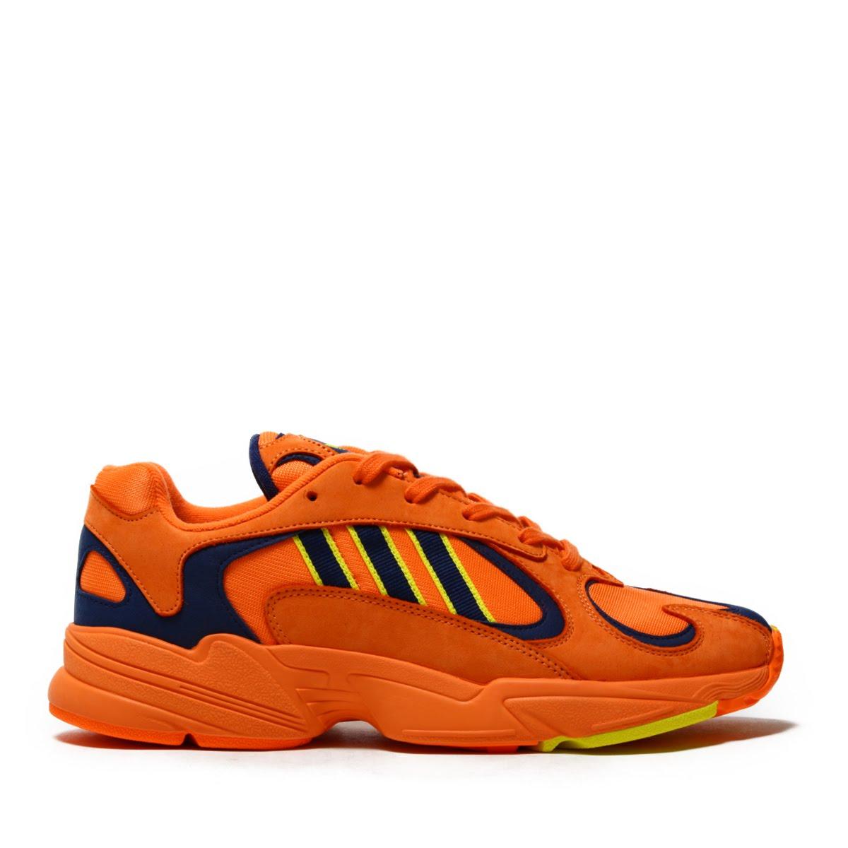 adidas Originals Yung 1 'Yung Series' (Hi Res OrangeHi Res OrangeShock Yellow)