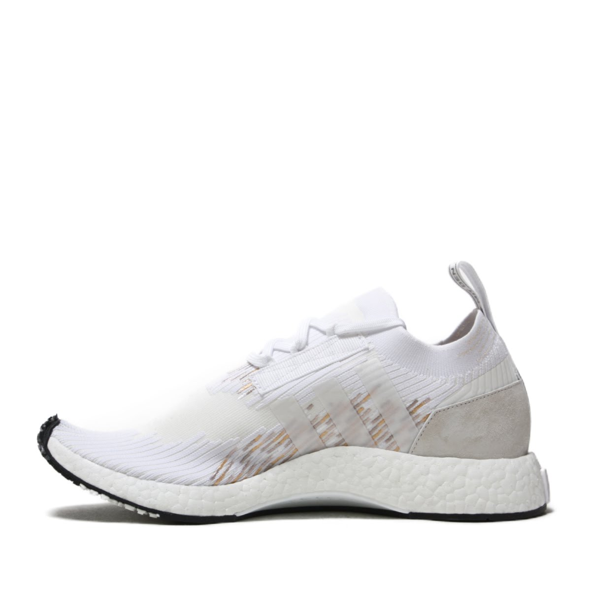 48b0000d165c7 adidas NMD RACER PK (Adidas N M D racer PK) running white   running white    running white 18FW-I