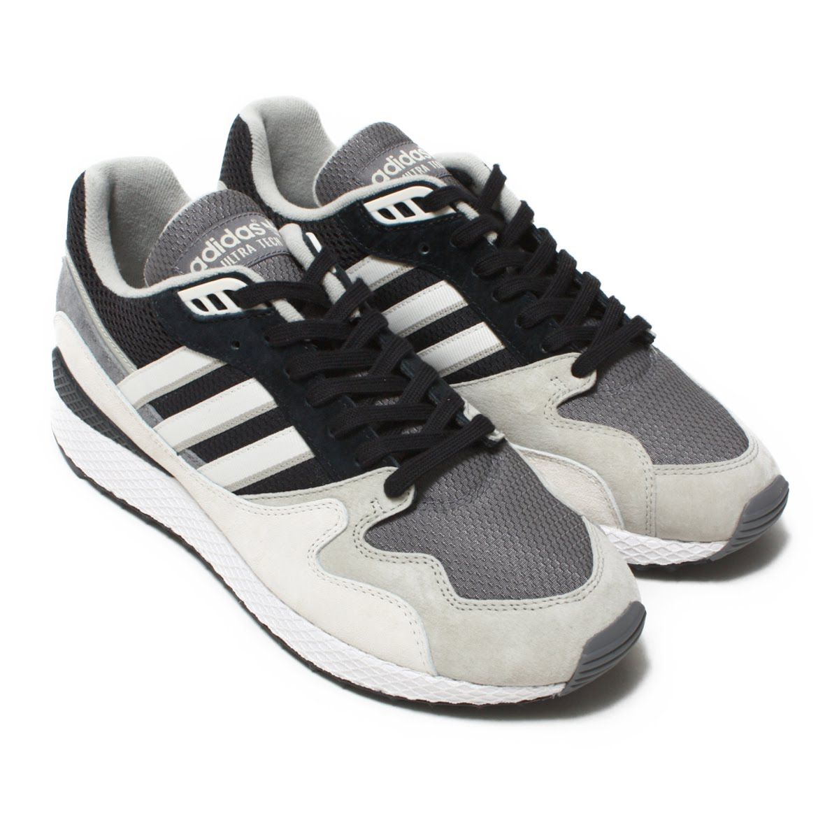 hot sale online fa068 75da0 adidas Originals ULTRA TECH (Adidas originals ultra technical center) CORE  BLACK CRYSTAL WHITE ...