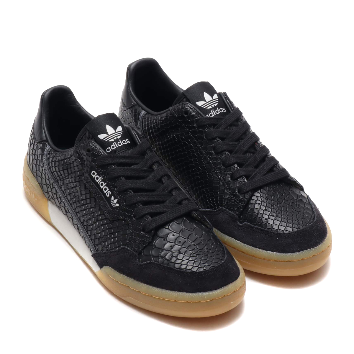 various colors 77d1d d2018 adidas CONTINENTAL 80 (Adidas Stan Smith W) core black / carbon S18/ gray  five F17 18FW-I