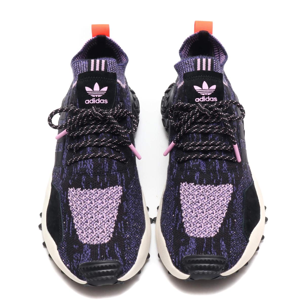 release date 8e962 63597 adidas Originals F 2 TR PK (Adidas originals F 2 TR PK) PURPLE CORE  BLACK CLOUD WHITE 18FW-I
