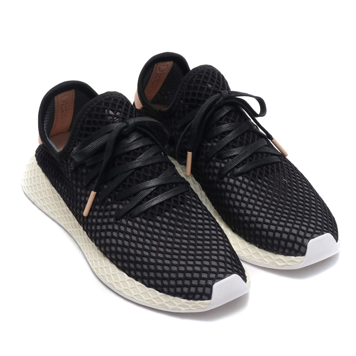 a25b355d406d adidas DEERUPT RUNNER (アディダスディラプトランナー) core black   core black   Ashe pearl  S18 18FW-I