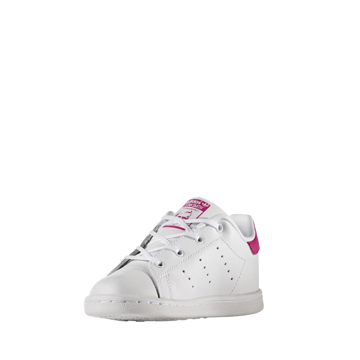 Kids' Clothing, Shoes & Accs Adidas Stan Smith Infants/toddlers Shoes White/bold Pink Bb2999 High Quality Goods Unisex Shoes