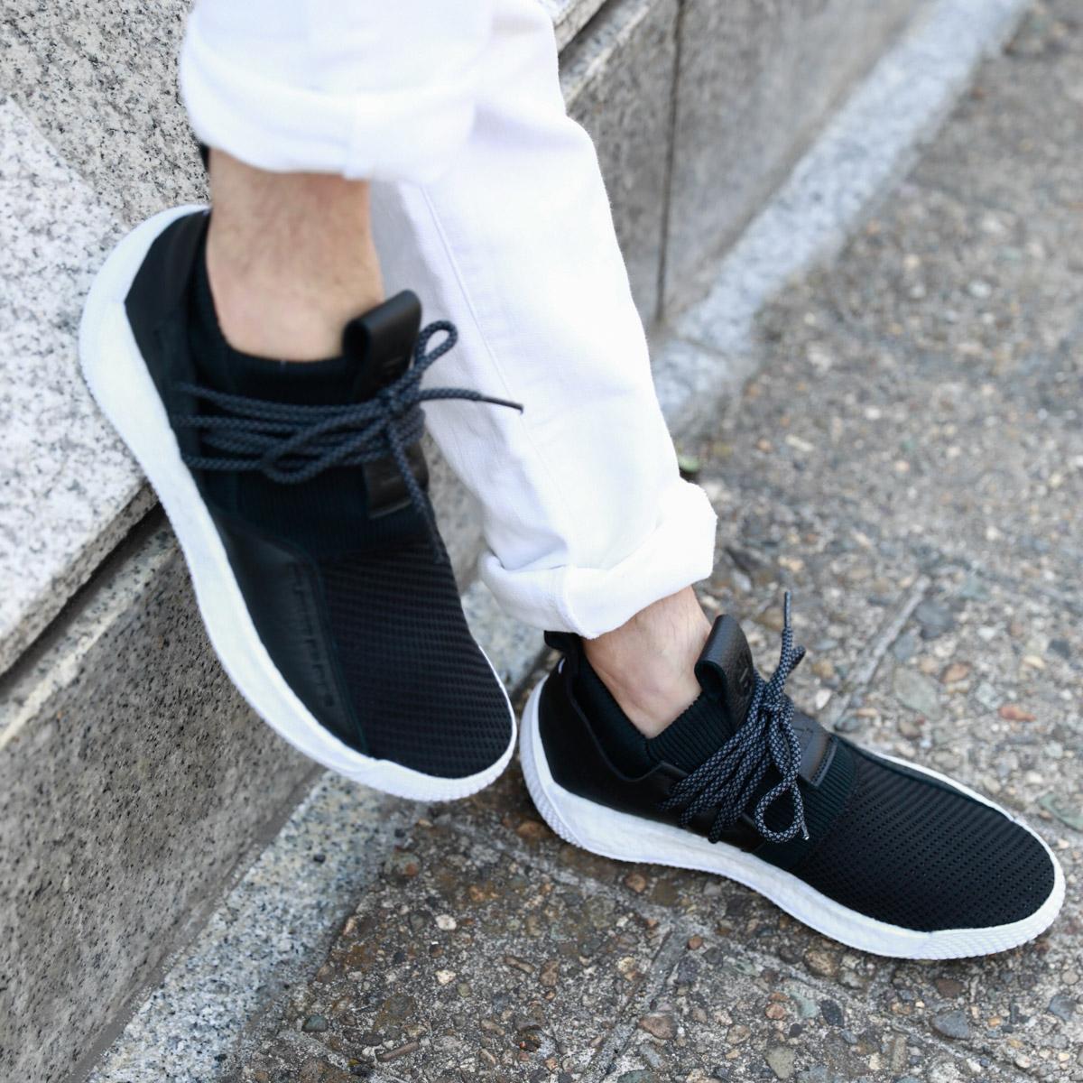 adidas Harden LS 2 LACE(アディダス ハーデンLS 2 LACE)コアブラック/ランニングホワイト/ゴールドメット【メンズ スニーカー】18FW-I