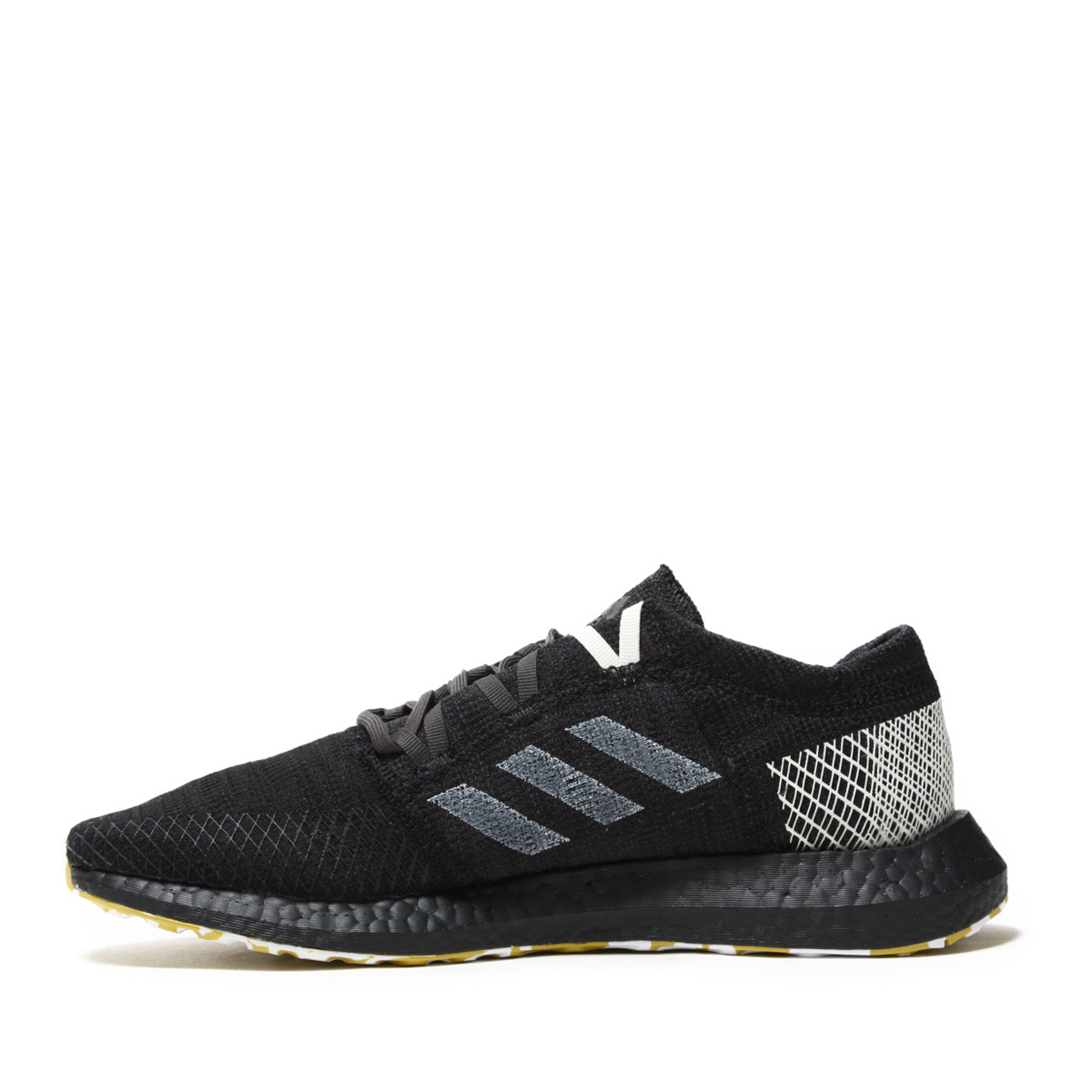 9f138284da0 adidas PureBOOST GO LTD (Adidas pure boost GO LTD) CORE BLACK CLOUD WHITE  CARBON 18FA-I