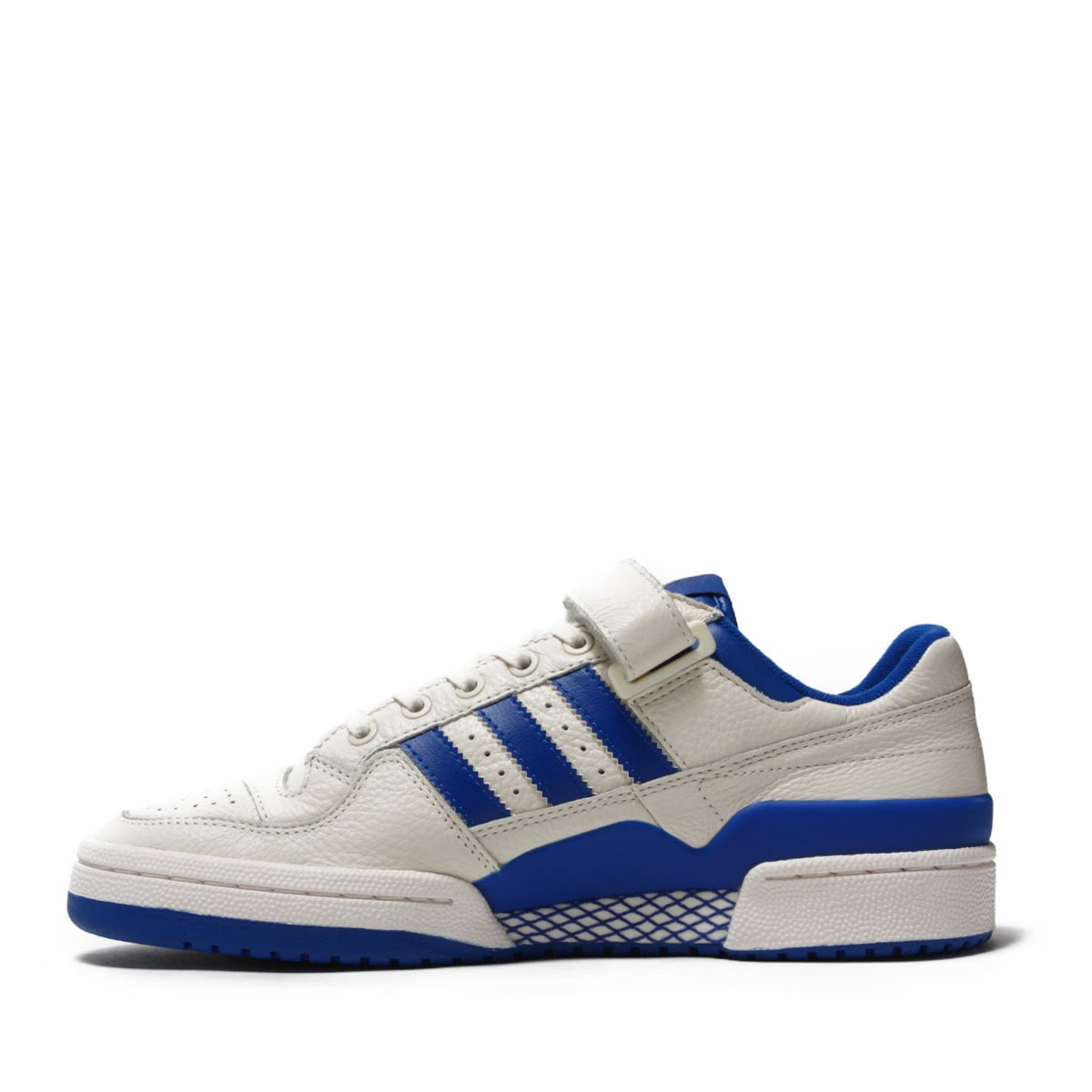 adidas Originals FORUM LO (Adidas originals forum low) CHALK WHITECOLLEGE ROYALGOLD MET 18FA I