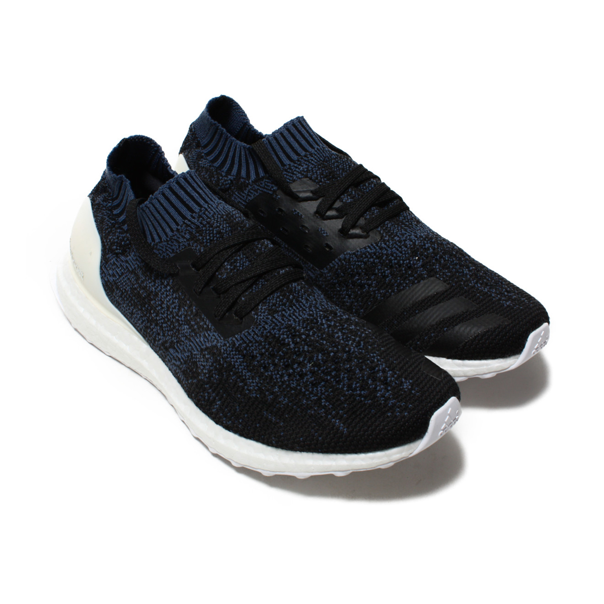 adidas UltraBOOST Uncaged (Adidas ultra boost Ann caged) Tech InkCore BlackCloud White 18FW I