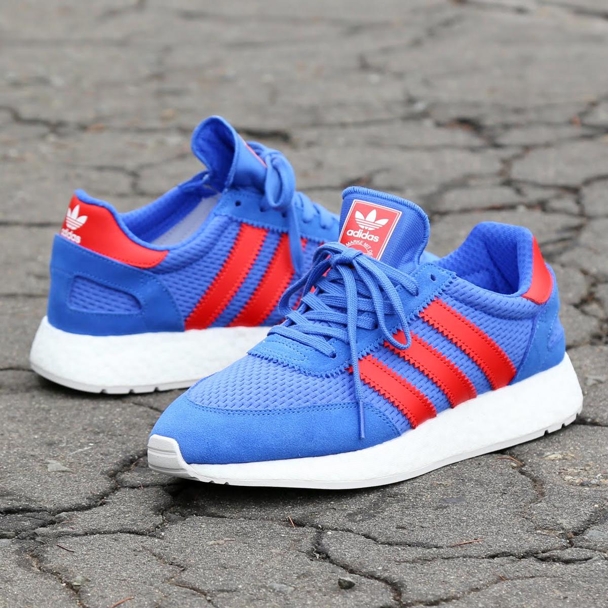 adidas Originals I-5923(アディダス オリジナルス I-5923)Hi-Res Blue/Red/Grey One【メンズ スニーカー】18FW-I