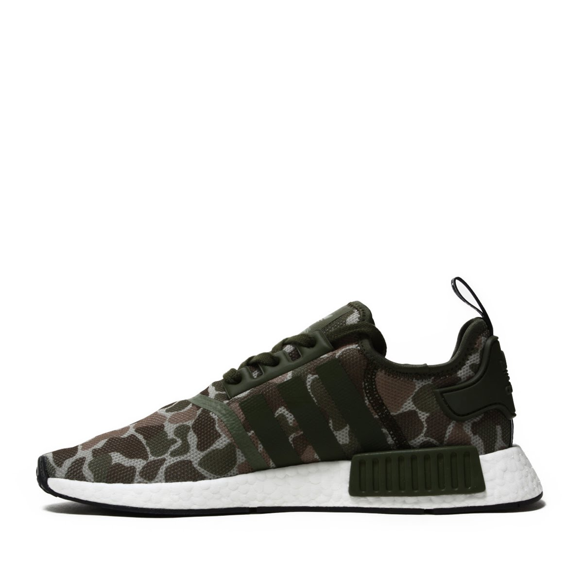 96f9bfd8a adidas NMD R1 (Adidas N M D R1) sesame   trace cargo S17  base green S15  18FW-I