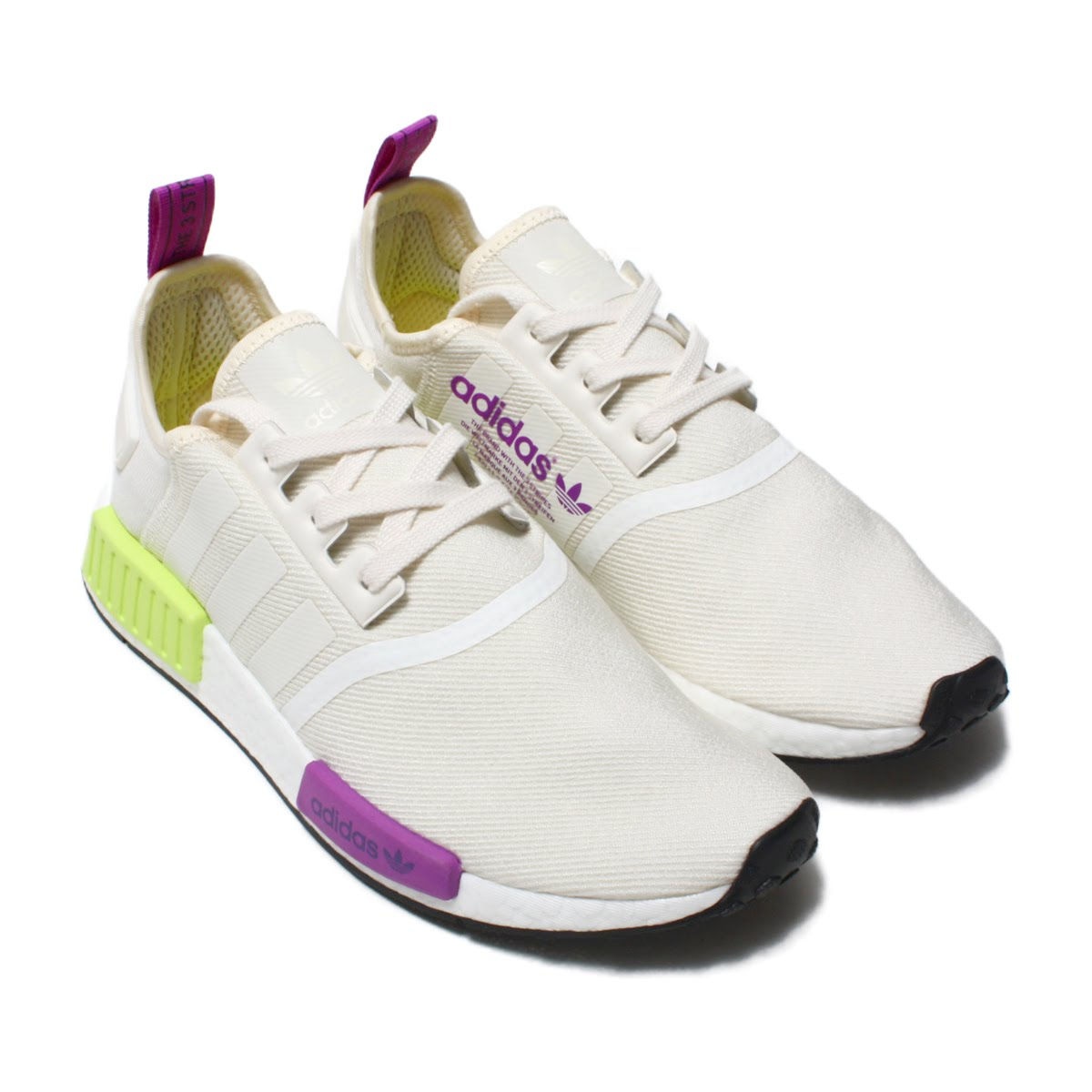 9188adb74 I blend the style of the outdoor gear with the origin of running shoes of  the 80s. NMD that wore polish and modishness. Mid sole superior in knit  upper ...