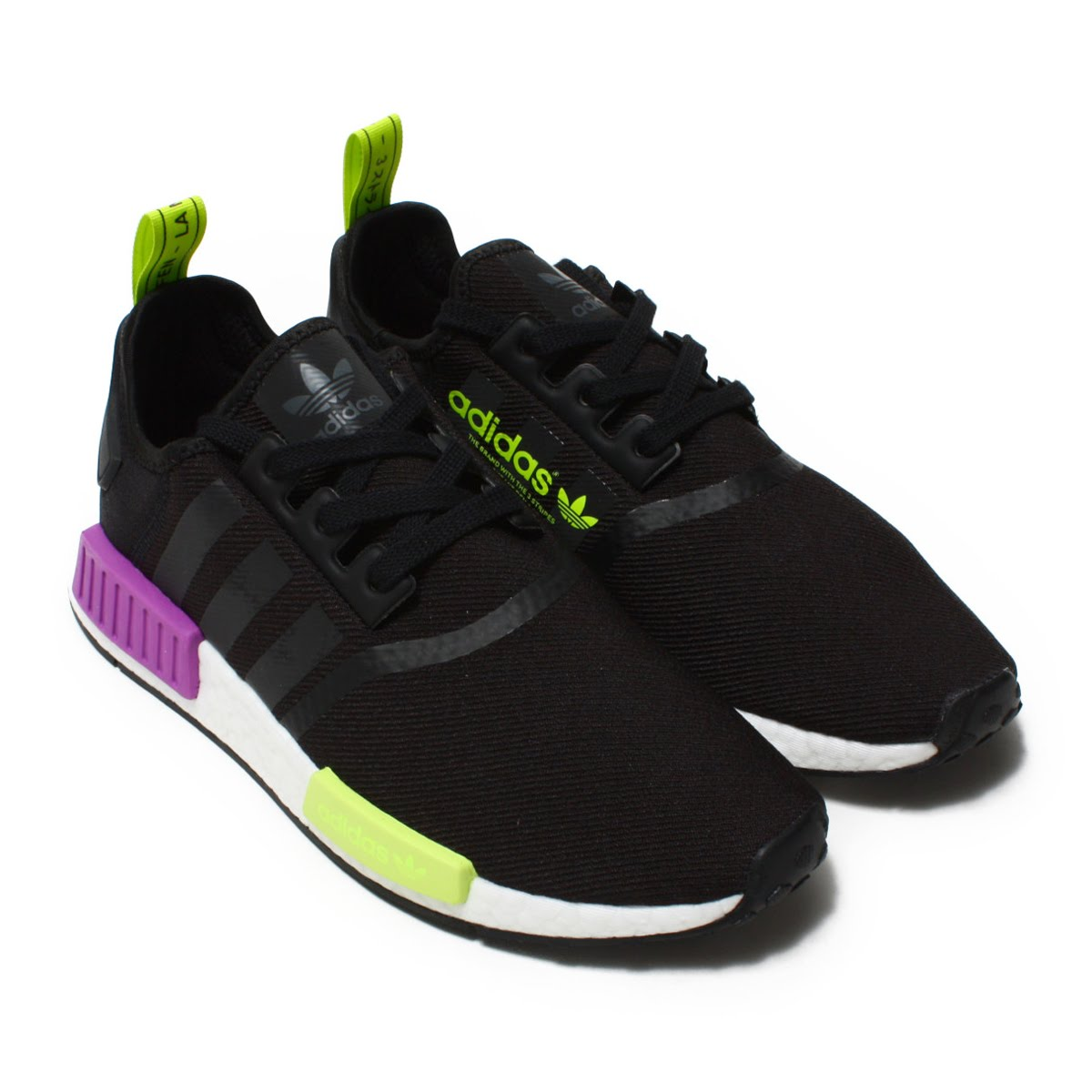 new style 4e514 b32ac adidas Originals NMD R1 (Adidas originals N M D R1) core black   core black    shock ...