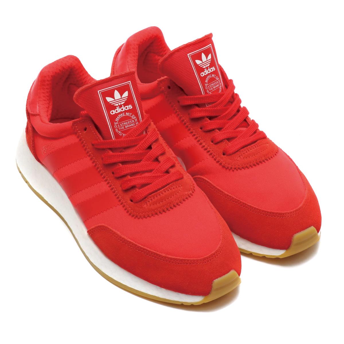 adidas I-5923(アディダス I-5923)レッド/レッド/ガム3【メンズ スニーカー】18FW-I