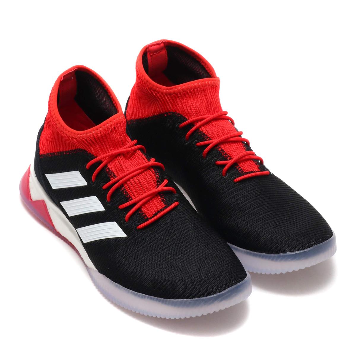 adidas PREDATOR TANGO 18.1 TR (Adidas predator tango 18.1 TR) CORE  BLACK RUNNING WHITE RED 18FW-I 929119efa23d8