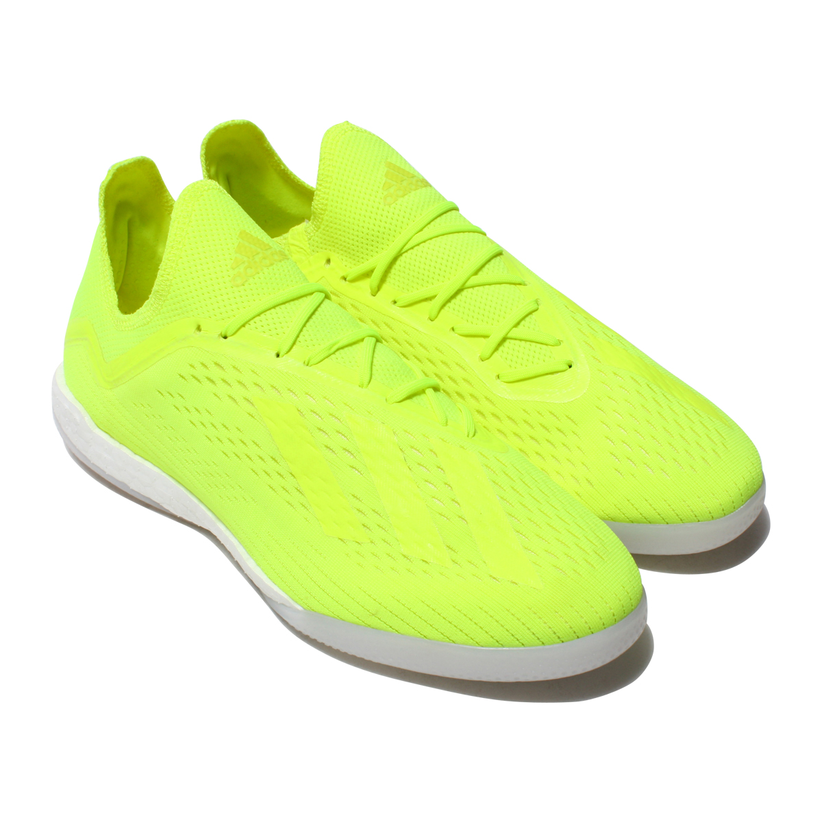 the latest f5630 3396d adidas X TANGO 18.1 TR (Adidas X tango 18.1 TR) SOLAR YELLOW/SOLAR  YELLOW/CORE BLACK 18FW-I