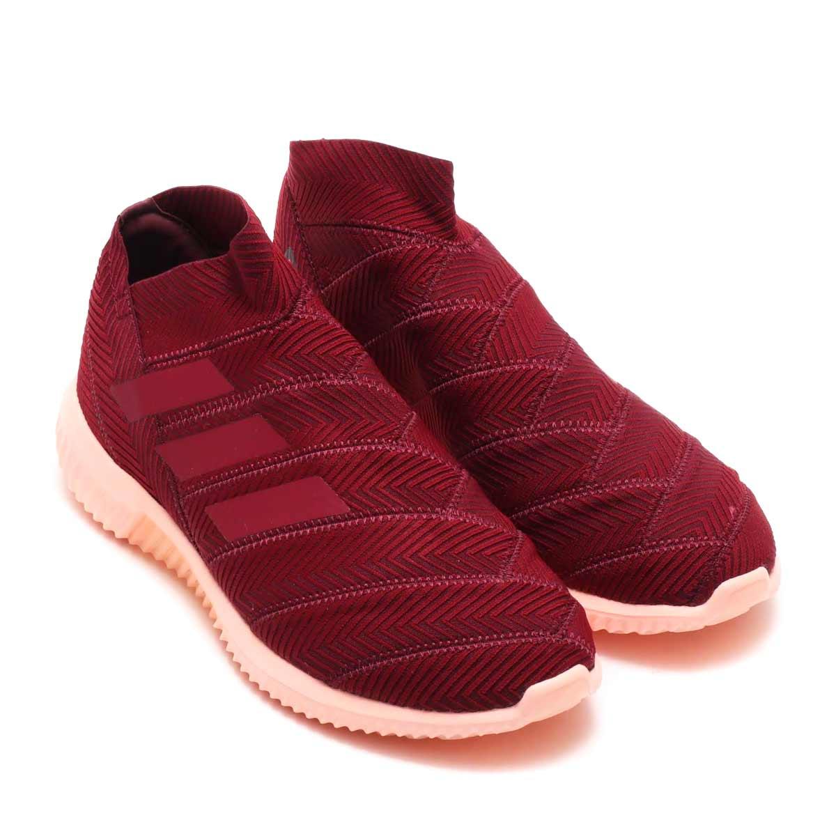 first look outlet on sale top brands adidas NEMEZIZ TANGO 18.1 TR (Adidas Nemesis tango) MAROON/COLLEGEATE  BURGUNDY/CLEAR ORANGE 18FW-S