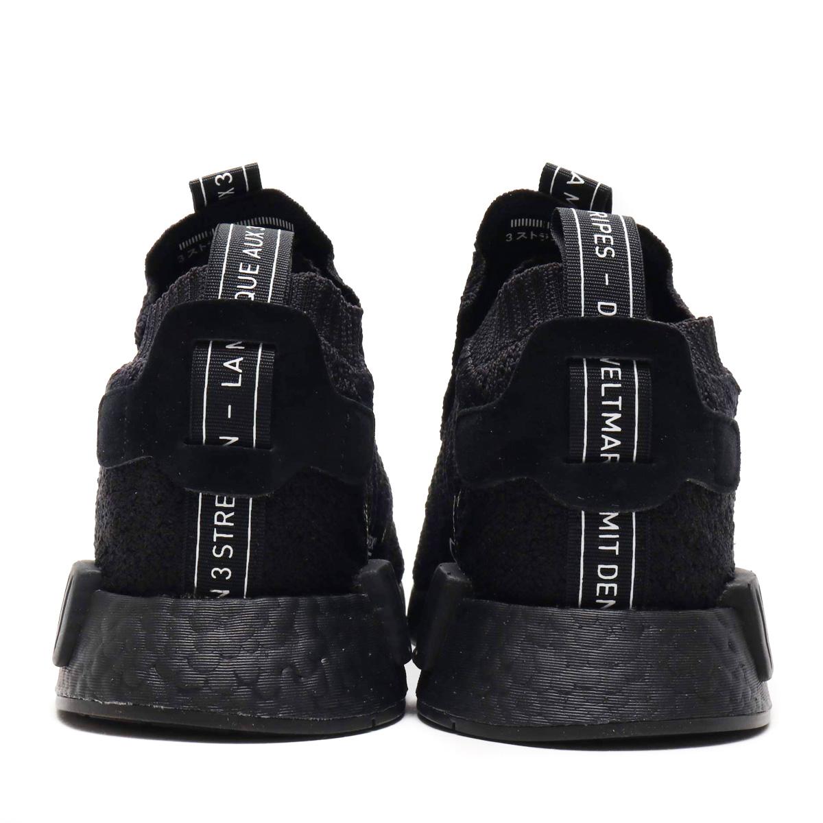 611a8bdc6d165 adidas Originals NMD TS1 PK GTX (Adidas originals N M D TS1 PK GTX) CORE  BLACK CORE BLACK CORE BLACK 18FW-I