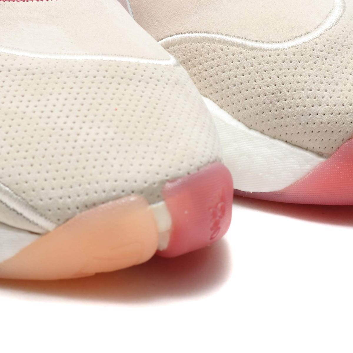 designer fashion 9d9c2 9feea adidas CRAZY BYW LVL I (Adidas crazy BYW LVL1) CREAM WHITECLEAR ORANGE  F18CLEAR GRAY 18FW-I
