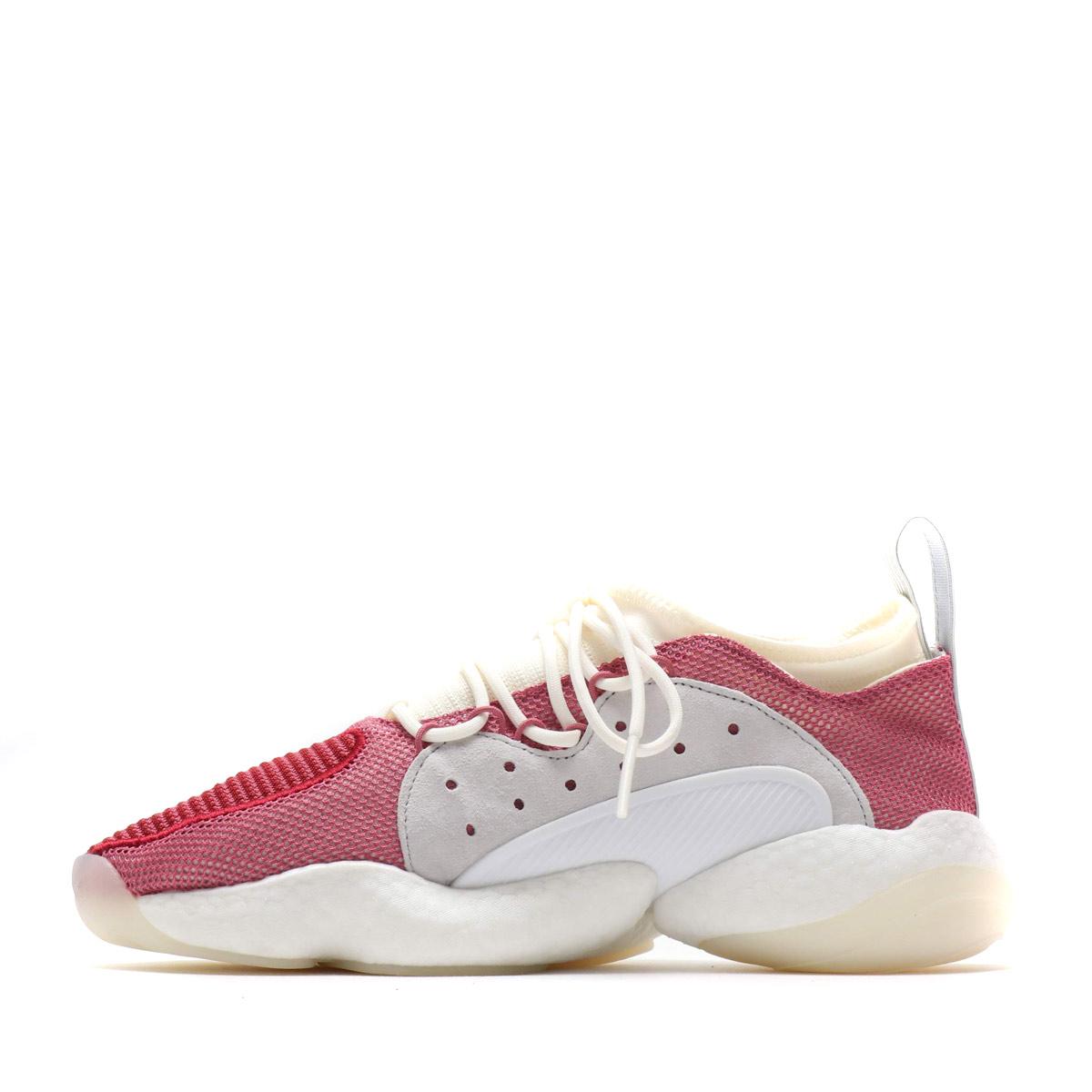 brand new 51178 42755 adidas Originals CRAZY BYW LVL II (Adidas originals crazy BYW LVL1) TRASE  MAROONCLOUD WHITECLEAR ORANGE 18FW-I