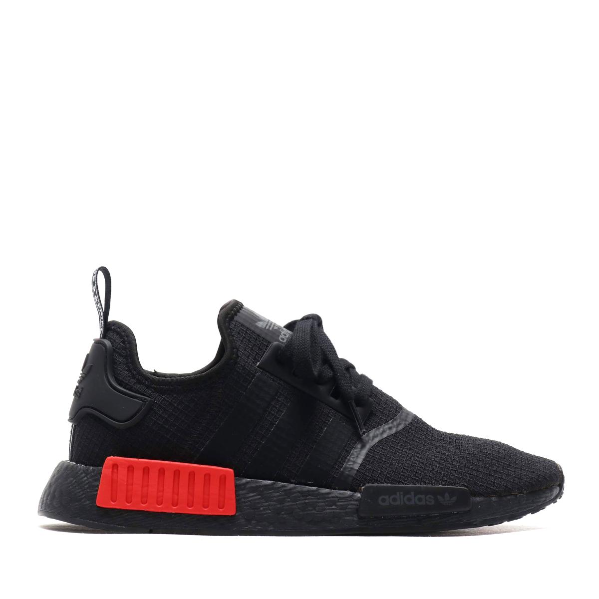 c45221a5e adidas NMD R1 (Adidas N M D R1) core black   core black   rush red 18FW-I