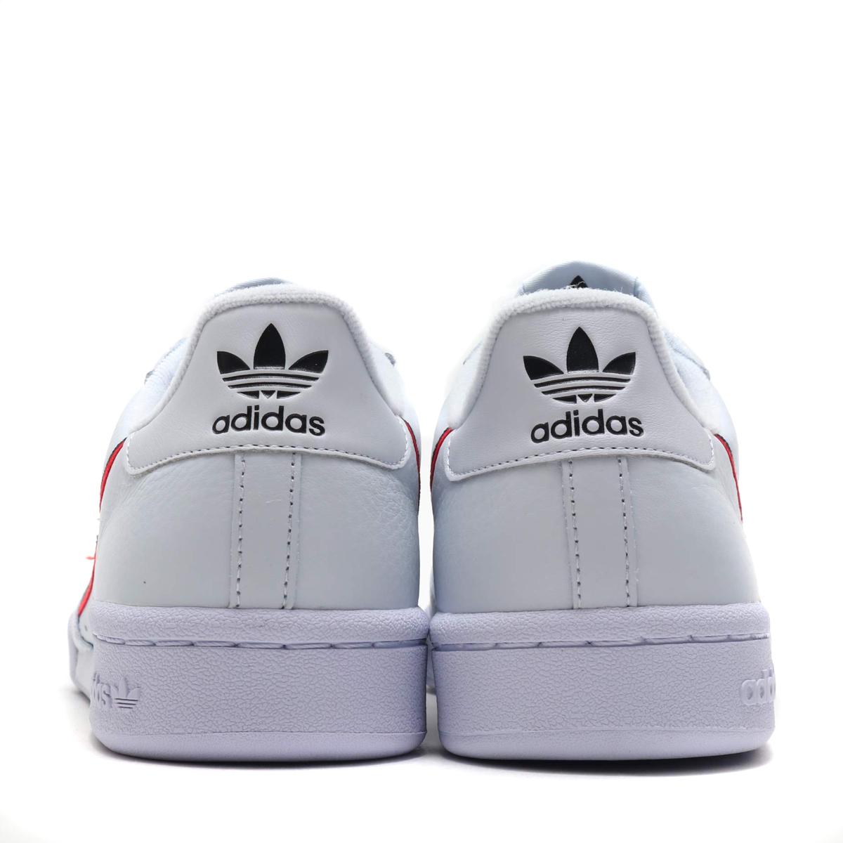 super popular 0d5ec beb4a adidas Originals CONTINENTAL 80 (Adidas originals Continental 80) AERO BLUE SCARLETCOLLEGE NAVY 18FW-I