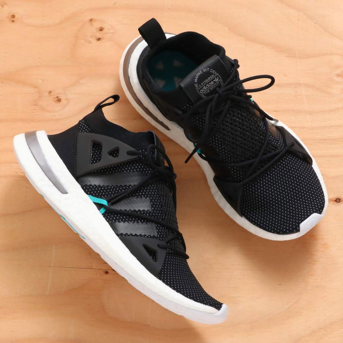 promo code 0bd4d 8ef32 adidas Originals ARKYN W (Adidas originals Arkin W) CORE BLACK CORE  BLACK RUNNING WHITE 18FW-I