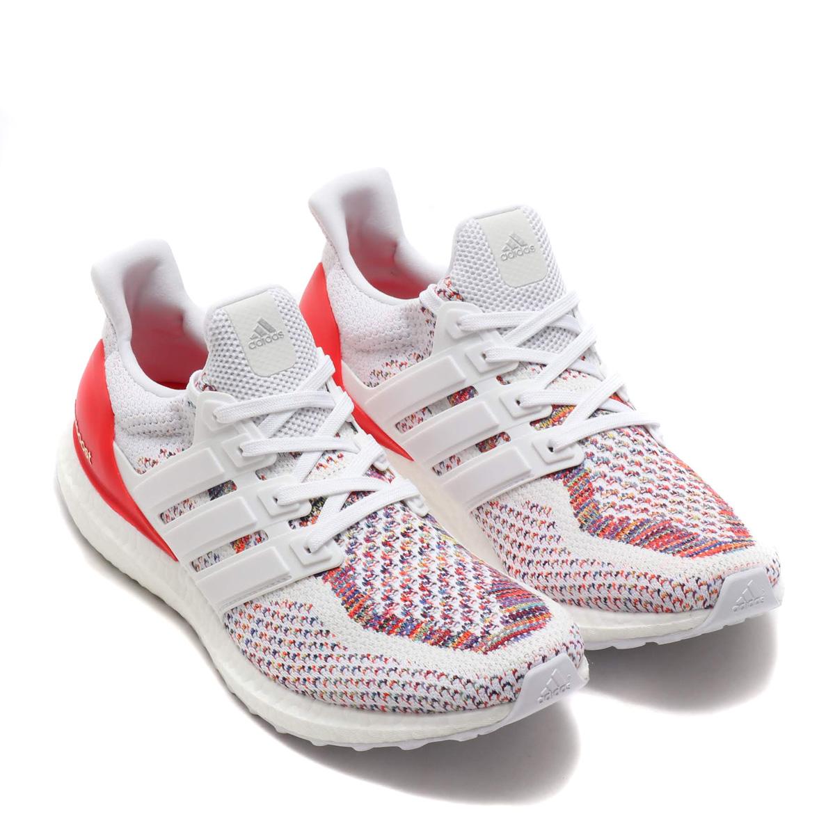 adidas UltraBOOST (Adidas ultra boost) RUNNING WHITERUNNING WHITERED 18FW I