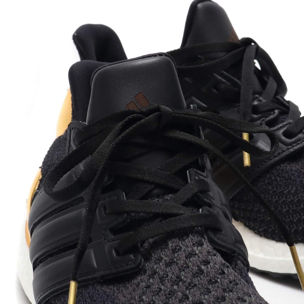 adidas ultra boost Ltd Celeb. (Adidas ultra boost LTD celebrity) CORE BLACKCORE BLACKGOLD MEDAL 18FW S
