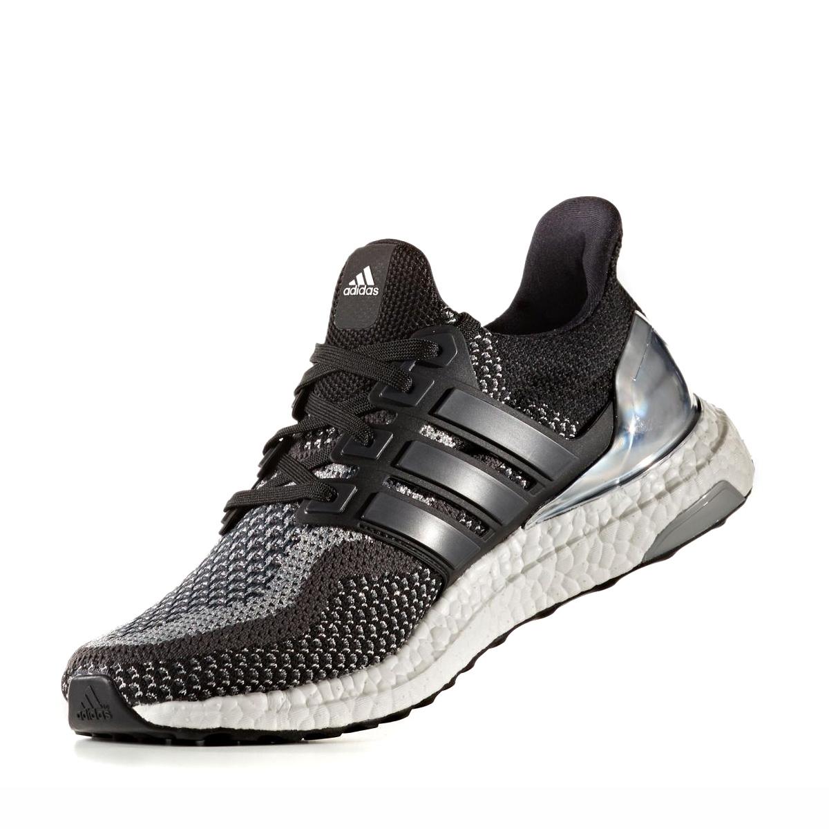 adidas ultra boost Ltd Celeb. (Adidas ultra boost LTD celebrity) CORE  BLACK CORE BLACK SILVER MET 18FW-S 6915ceec6