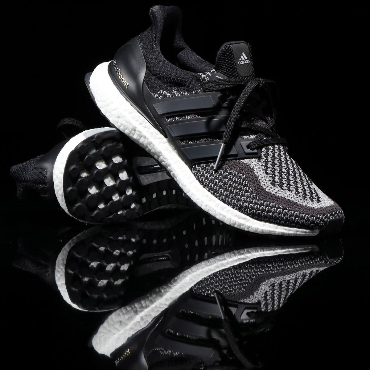 0897ea1bab5 adidas UltraBOOST Ltd Glow (Adidas ultra boost Ltd glow) CORE BLACK CORE  BLACK CORE BLACK 18FW-I