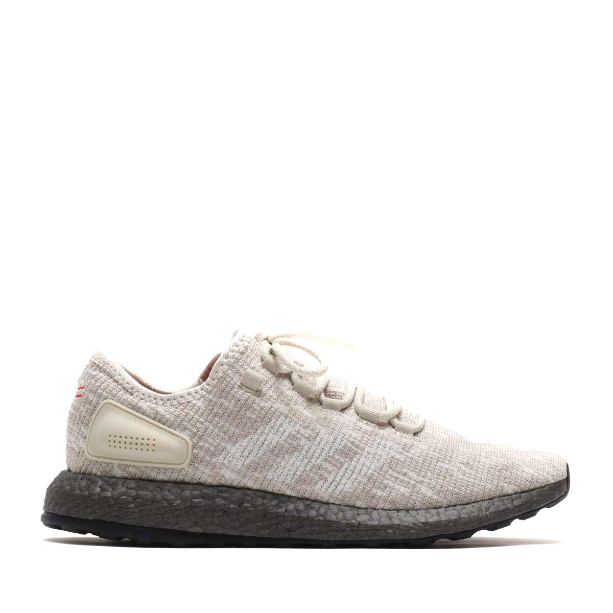 24f976f27 adidas PureBOOST (Adidas pure boost) CLEAR BROWN RUNNING WHITE SCARLET 18FW- S