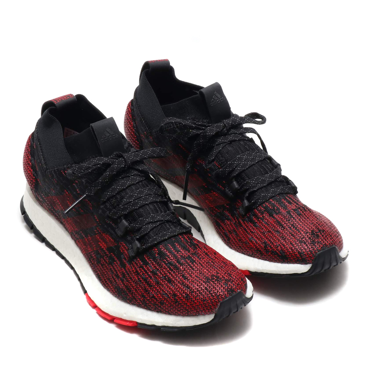 really comfortable Discover coupon codes adidas PureBOOST RBL (Adidas pure boost RBL) core black / scarlet / scarlet  18FW-I