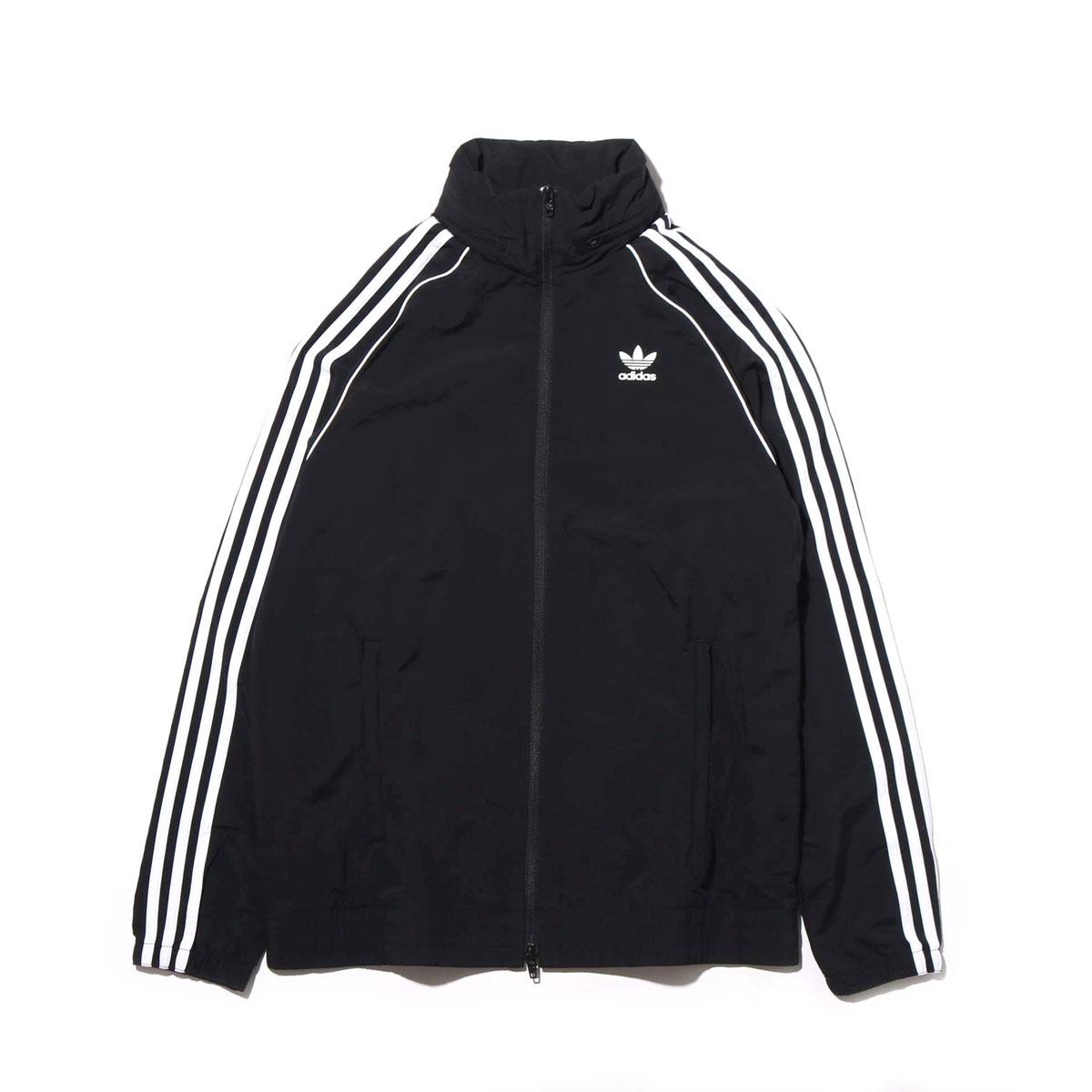 adidas Originals SST WINDBREAKER(アディダス オリジナルス SSTウインドブレーカー)BLACK【メンズ ジャケット】18FW-I