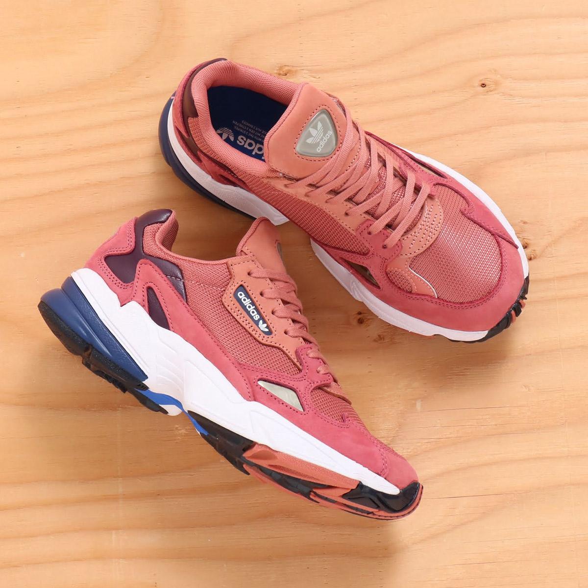 atmos pink: adidas Originals FALCON W (Adidas originals ...