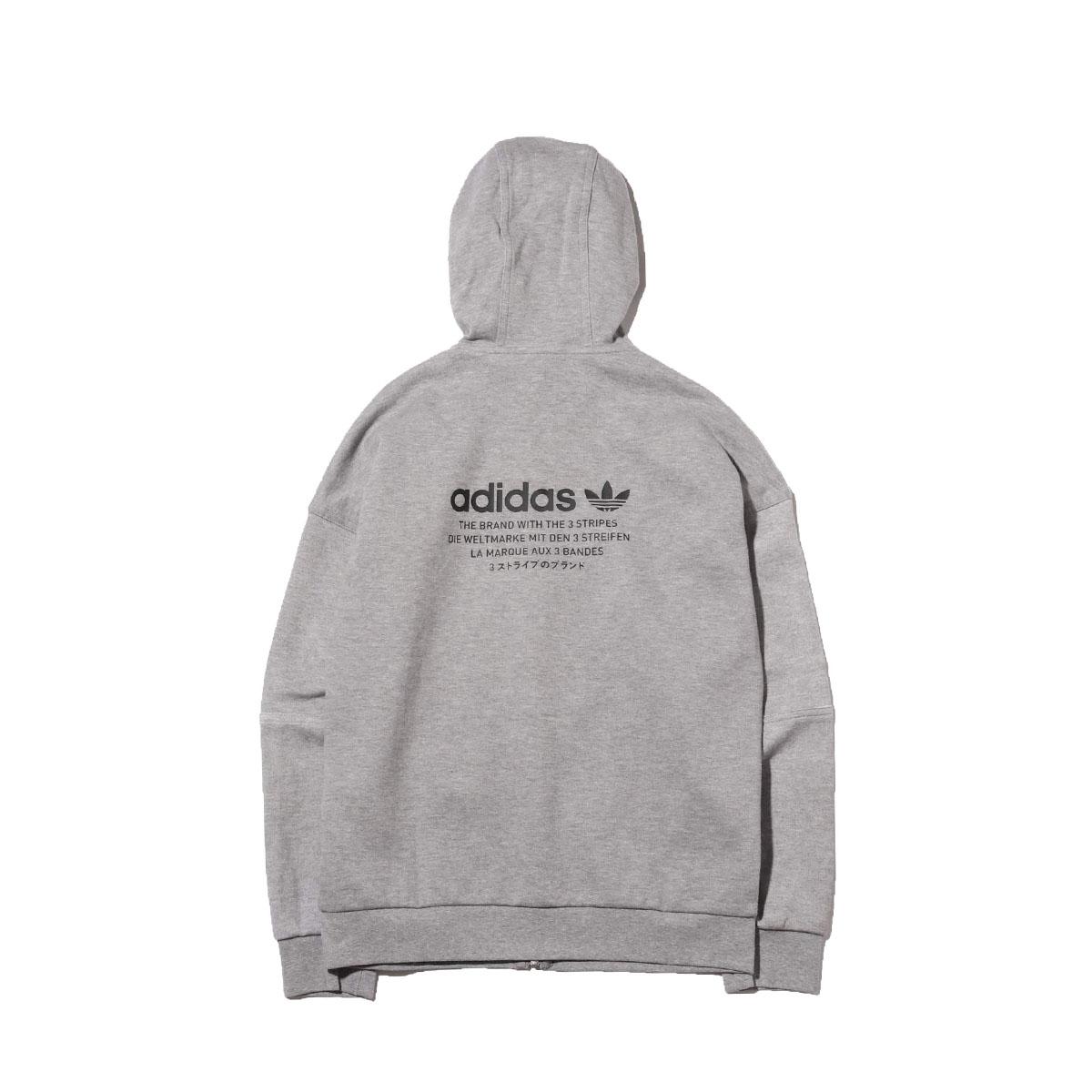 adidas hoodie 3 streifen