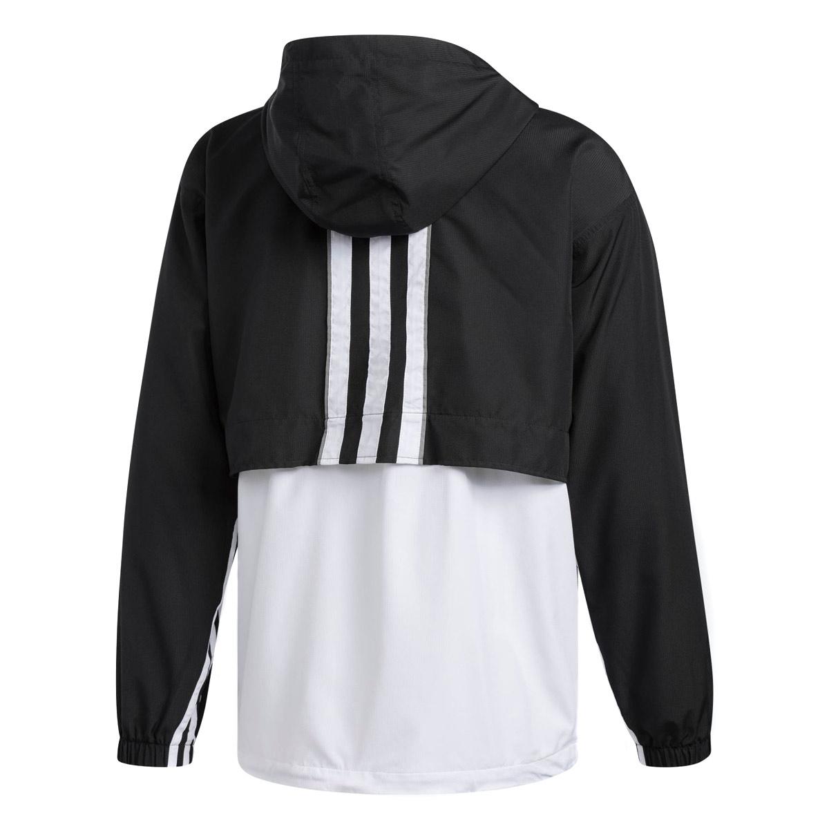 adidas Originals AUTH ANORAK (Adidas originals AUTH anorak) BLACKWHITE 18FW I