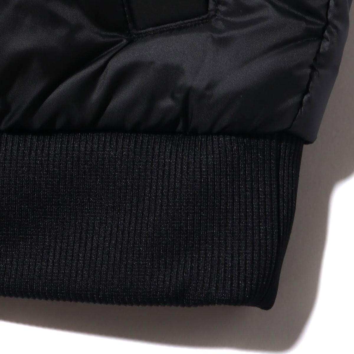 72ef452e12c adidas Originals SST QUILTED JACKET (Adidas originals SST kill Ted jacket)  BLACK 18FW-I