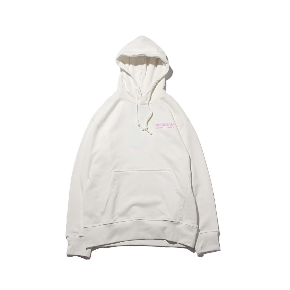 adidas Originals KAVAL OTH HOODIE(アディダス オリジナルス カバルOTH フーディ)CLOUD WHITE【メンズ パーカー】18FW-S