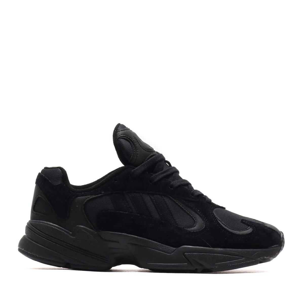 6c230a8d5cf1 adidas Originals YUNG-1 (Adidas originals young people 1) CORE BLACK CORE  BLACK CARBON 18FW-I