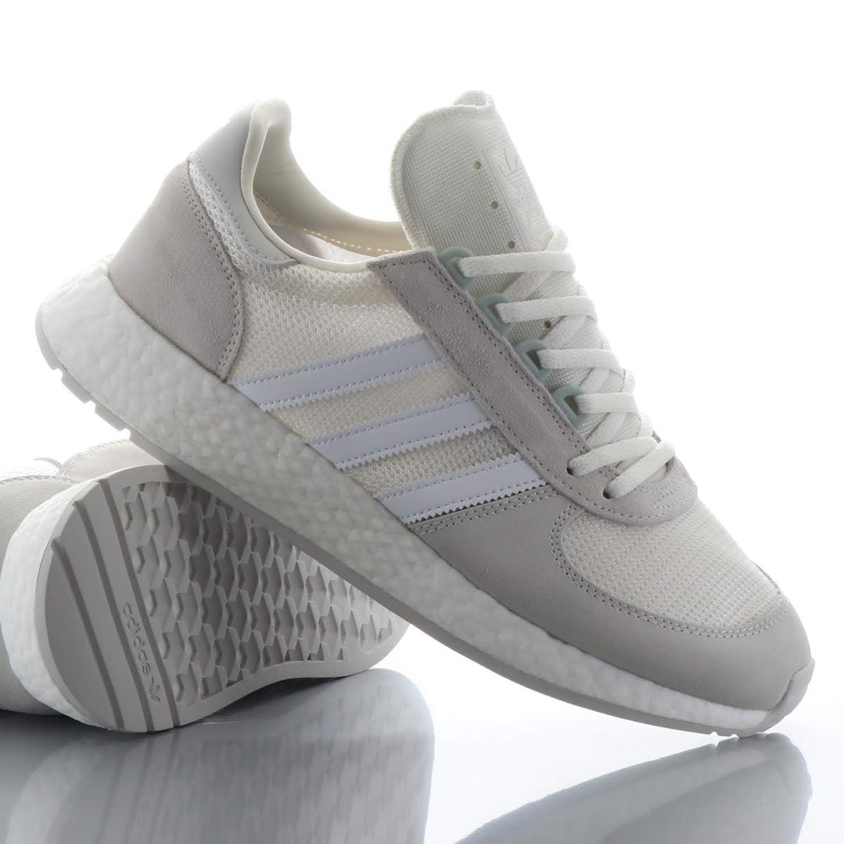 adidas Originals I-5923 x MARATHON TR(アディダスオリジナルス I-5923 × マラソン TR)RUNNING WHITE / CLOUD WHITE / GREY【メンズ レディース スニーカー】18FW-S